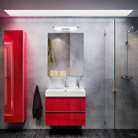 Exceptionnel Meuble Salle De Bain Rouge Ikea #4: Ikea-salle-de-bain-rouge-et-grise-201503151315129o.jpg