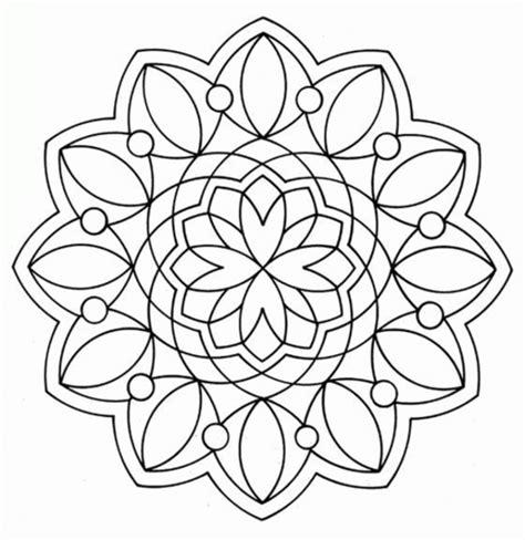 geometric coloring pages coloring town