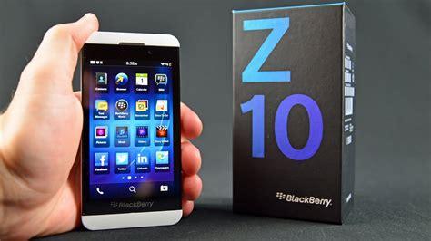 blackberry z10 blackberry z10 unboxing review