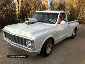 1971 Chevrolet C10 1971 Chevrolet 2wd Chevy Bed Step Side Pro C10