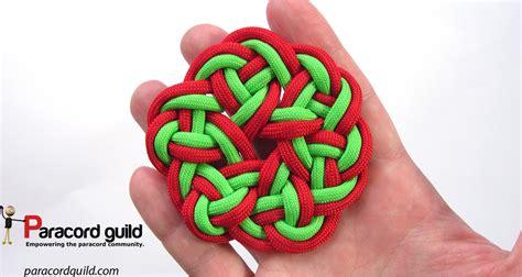 Kringle Mat by Kringle Mat Paracord Guild