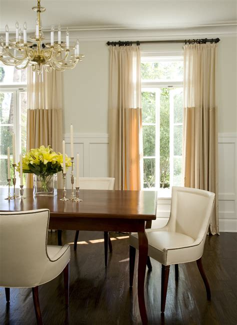 Curtains Dining Room Ideas Stupefying Linen Tablecloths Decorating Ideas Images In Dining Room Traditional Design Ideas