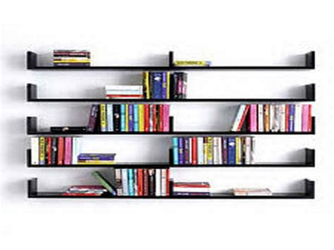 wall bookshelf pdf diy wall mounted bookcase design unfinished wood craft projects woodideas