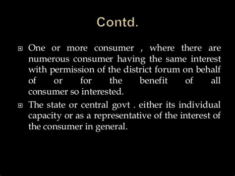 section 12 of consumer protection act consumer protection act 1986 akosha