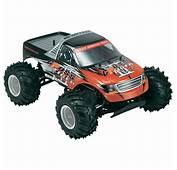 Reely 110 Monster Truck Wheels Tractor 5 Spoke From