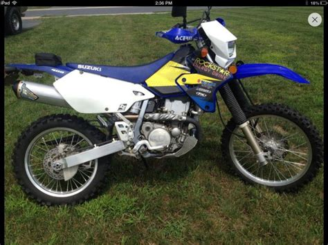 Suzuki Drz 400 Mpg Buy 2005 Drz400 440 Big Bore Fcr Cams Drz 400 S On