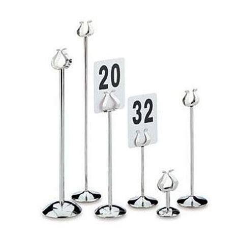 restaurant table number stands table number stands and display buffet display