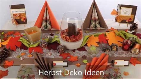 Servietten Falten Herbstlich by Herbst Tischdeko Tafeldeko De Mit Neuen Mustertischen