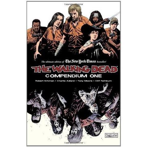 the walking dead compendium three the walking dead compendium one secret santa 2012