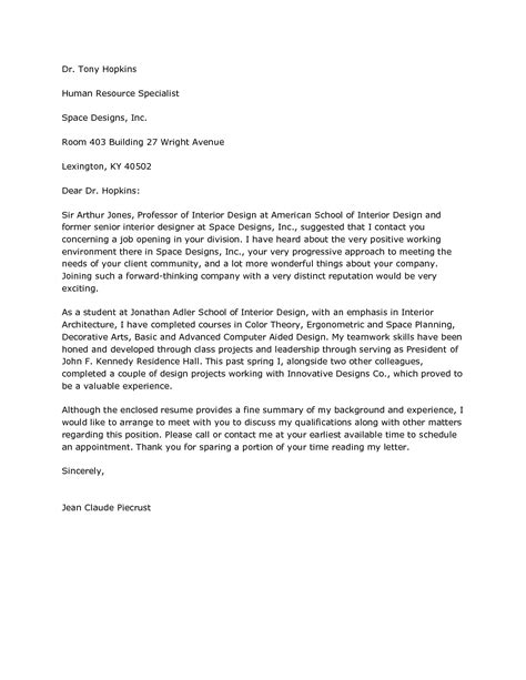Sle Cover Letter College Graduate cover letter sle graduate program 28 images cover