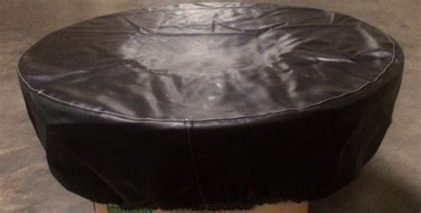 outdoor firepit cover cover vinyl covers for outdoor pit tables