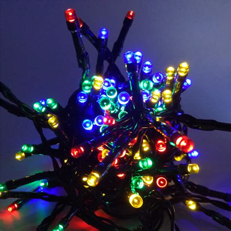 la marque christmas lights led la luz solar 10m 60 led solar string lights christmas