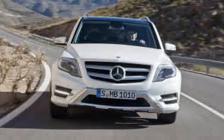 Mercedes Suv 2013 2013 Mercedes Glk Class New Cars Reviews