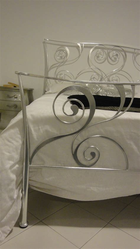 letto in ferro battuto bontempi letto bontempi casa macrame matrimoniale moderno ferro