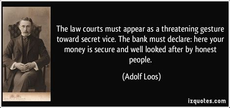 a secret vice adolf loos quotes quotesgram