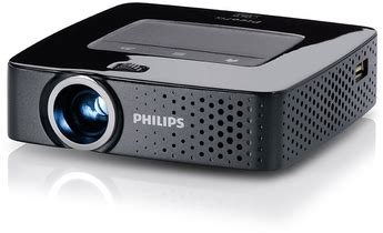 Philips Ppx3614 Proyektor Wvga 855x480 140 Ansi Lumens Dl 29453 Wc philips picopix ppx3614 led mini beamer tests erfahrungen im hifi forum