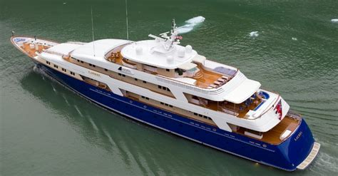 tom golisano   crazy   yacht laurel