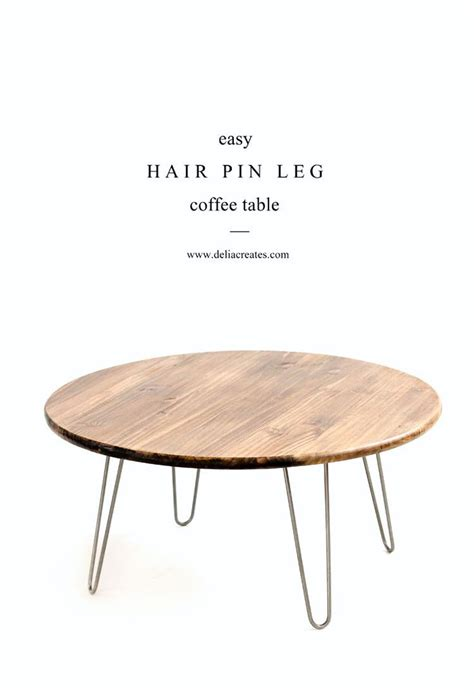 diy hairpin leg coffee table best 25 table legs ideas on diy table legs
