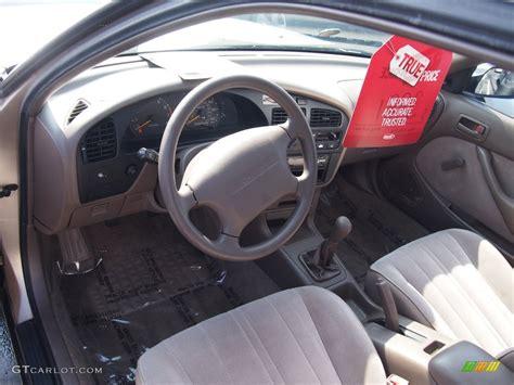 1996 Toyota Camry Interior by Beige Interior 1996 Toyota Camry Dx Sedan Photo 83746507