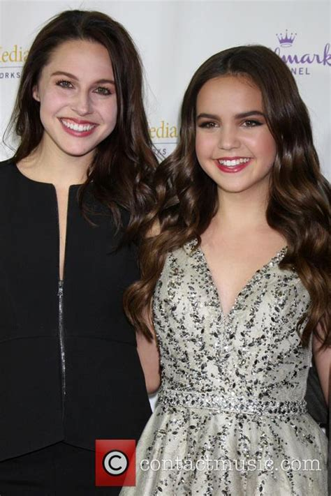 bailee madison kaitlin riley kaitlin riley hallmark channel s northpole screening