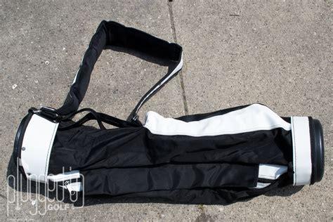 jones hybrid carry bag 20 plugged in golf
