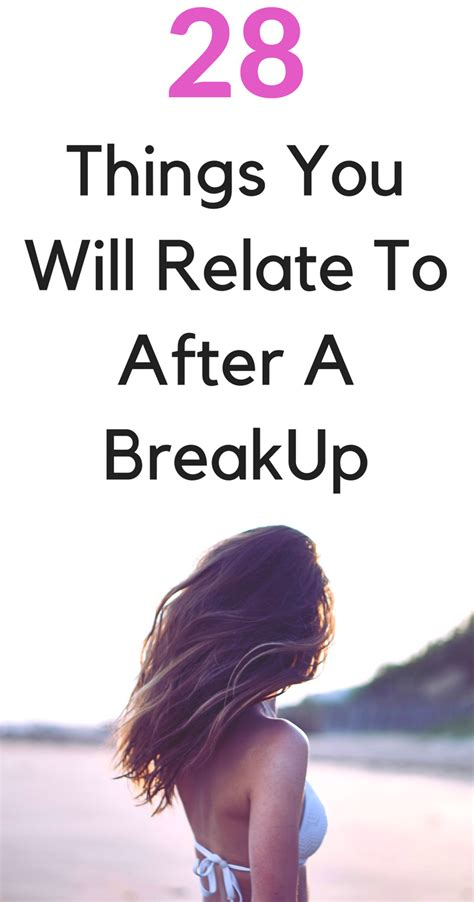 8 Worst Things To Do After A Breakup by 28 Things You Will Relate To After A Up The