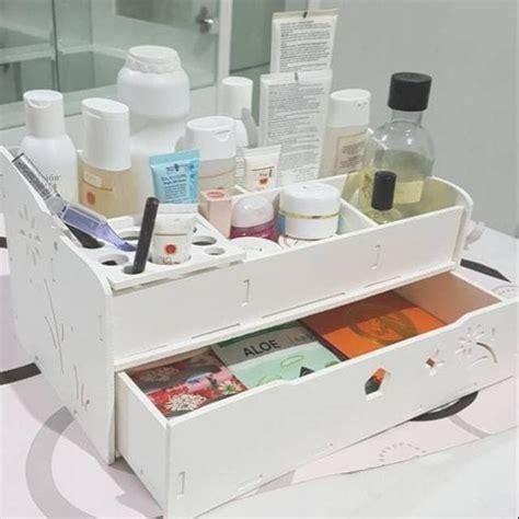 Tas Kosmetik Serba Guna cek harga baru tempat kosmetik alat makeup pouch serba