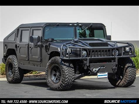 hummer h1 black hummer h1 for sale 2006 hummer h1 alpha xxi