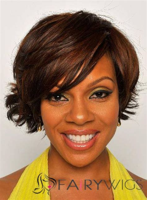 inexpensive wigs for women with round faces 43 best images about cheap african american short wigs on