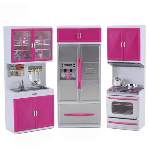 modern kitchen deluxe kit battery operated kitchen