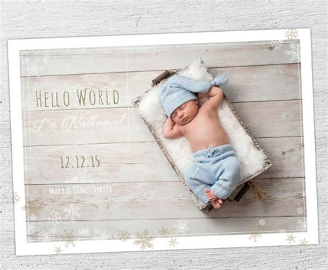 Free Birth Announcement Template by 9 Birth Announcement Templates Printable Psd Ai Format