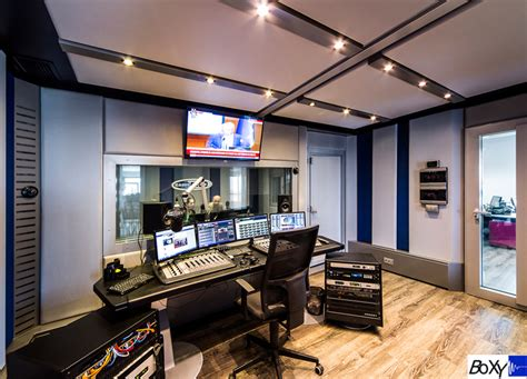 music studio design amadeus amadeus brings the future of uk studio build to bve 2017