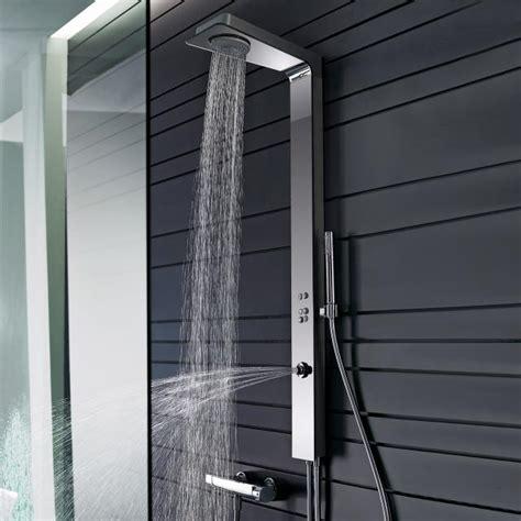 höhe armatur badewanne armaturen dusche aufputz ambiznes