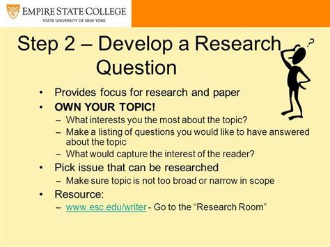 where does the research question go in a paper writing a research paper ppt