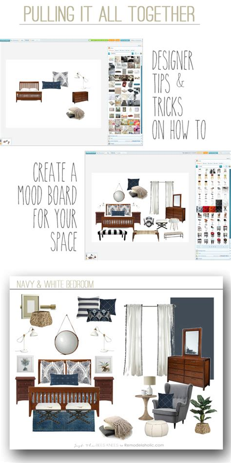 create a room remodelaholic how to create a mood board for your space