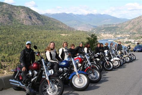 Motorcycle Apparel Fredericton by The Palm Springs Escape All Women Motorcycle Tour