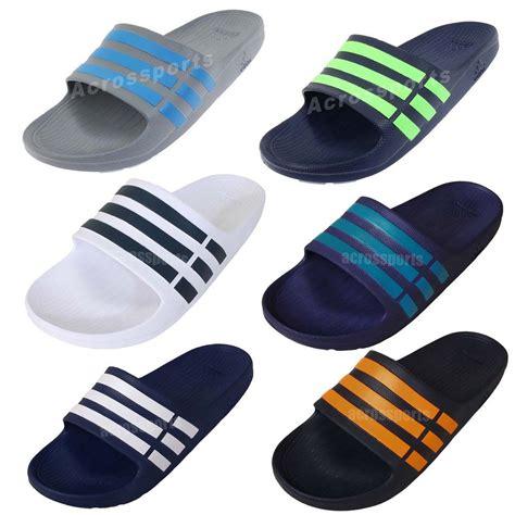 Adidas Slipon Classic adidas duramo slide mens classic sports slippers sandals