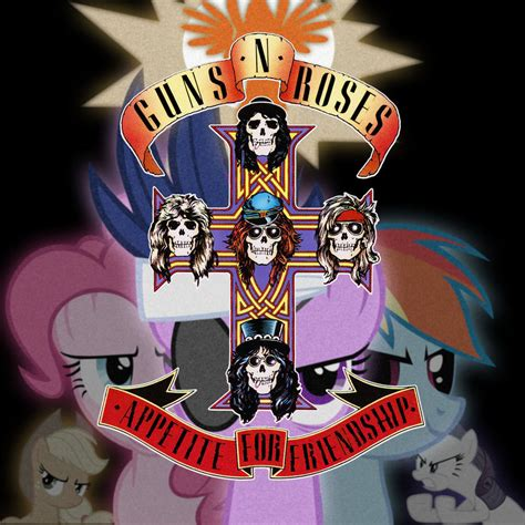Appetite For Destruction Artwork by Guns N Roses Appetite For Friendship By
