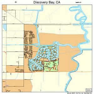 bay map california discovery bay california map 0619339