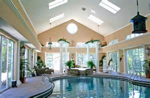 house plans with indoor swimming pool best indoor pool house designs for country mansion