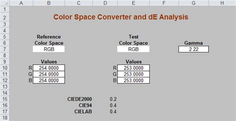 color format converter ted s lightspace cms calibration disk page 3 home