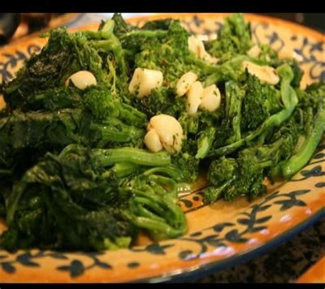 spaghettini with oil and garlic recipe lidia bastianich 82 best images about broccoli rabe recipes on pinterest