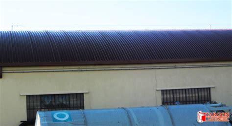 copertura capannone industriale coperture industriali targon cupole in rame coperture