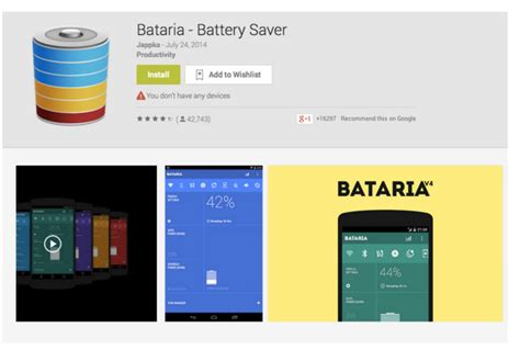 10 best android battery saver apps