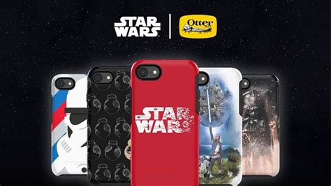 otterbox releases official star wars iphone case collection     jedi premiere