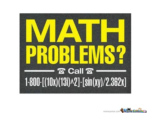 math problem by yayyo meme center