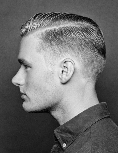 side part undercut hairstyle side part hairstyles for men