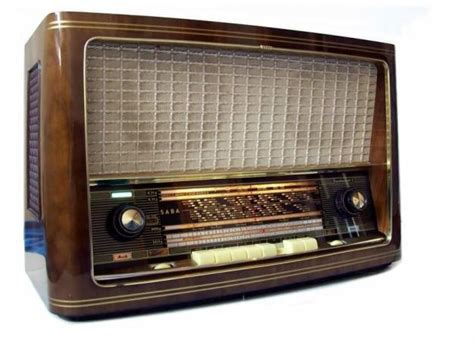 imagenes radios antiguas cosas antiguas y cosas modernas taringa