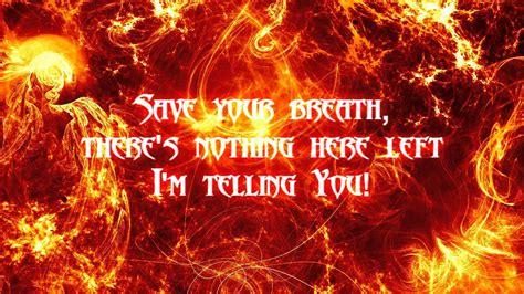 raising hell lyrics bullet for my bullet for my raising hell lyrics leech hd