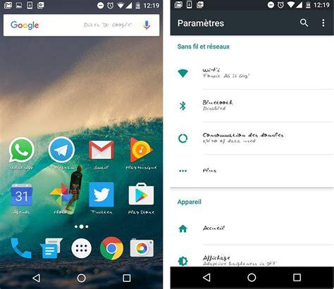 android pit comment changer la d 233 criture de smartphone android androidpit